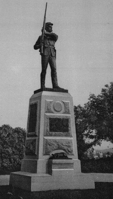 Pennsylvania Volunteer Infantry Regiments Muster Rolls and