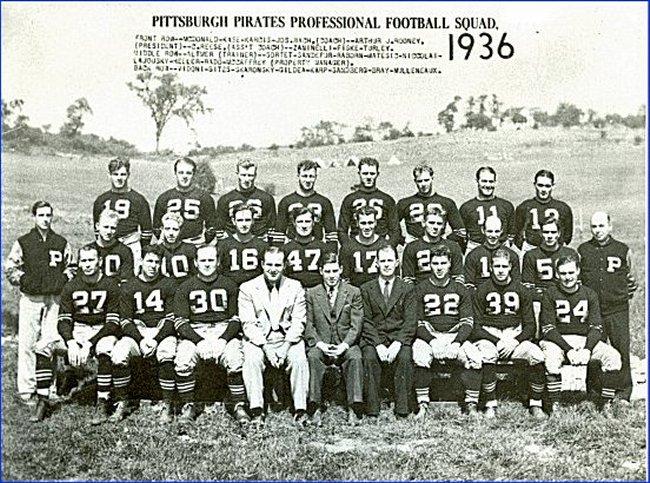 1936 Pittsburgh Pirates season